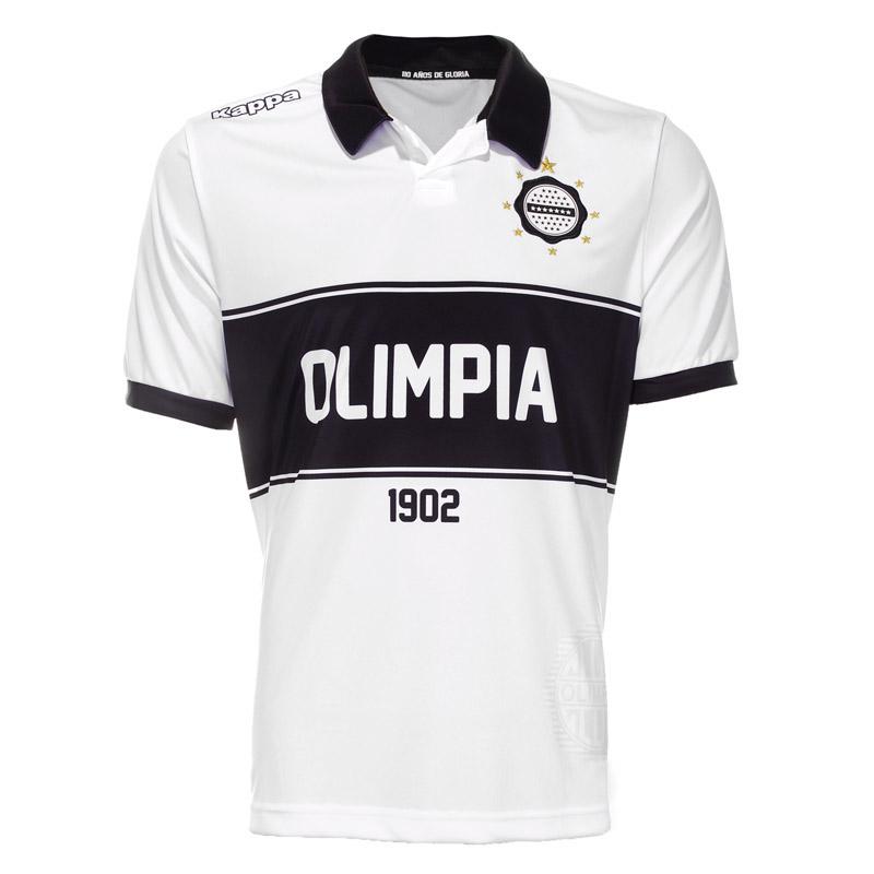 Camisas do Olimpia 2013 titular