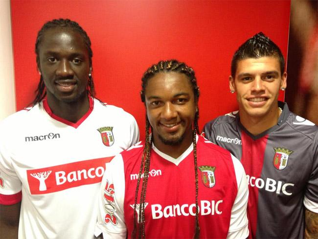 Camisas do Braga 2013-2014