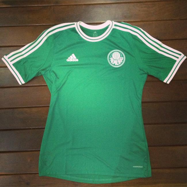 Adidas e Palmeiras