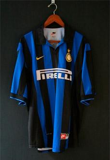 Camisa da Inter de Milão 1998-1999