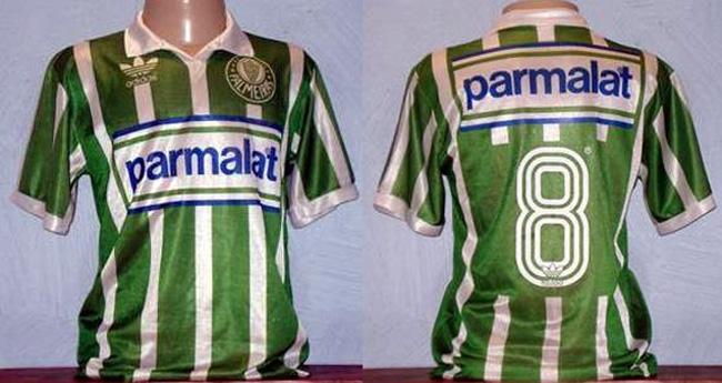 Camisa do Palmeiras 1992