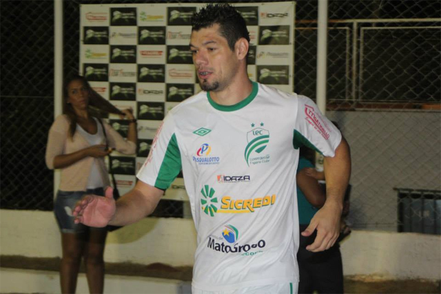 Camisas do Luverdense 2013 Reserva