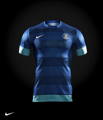 Camisas da Índia 2013-2014