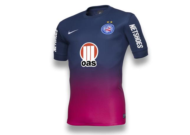 Terceira camisa do Bahia 2013-2014