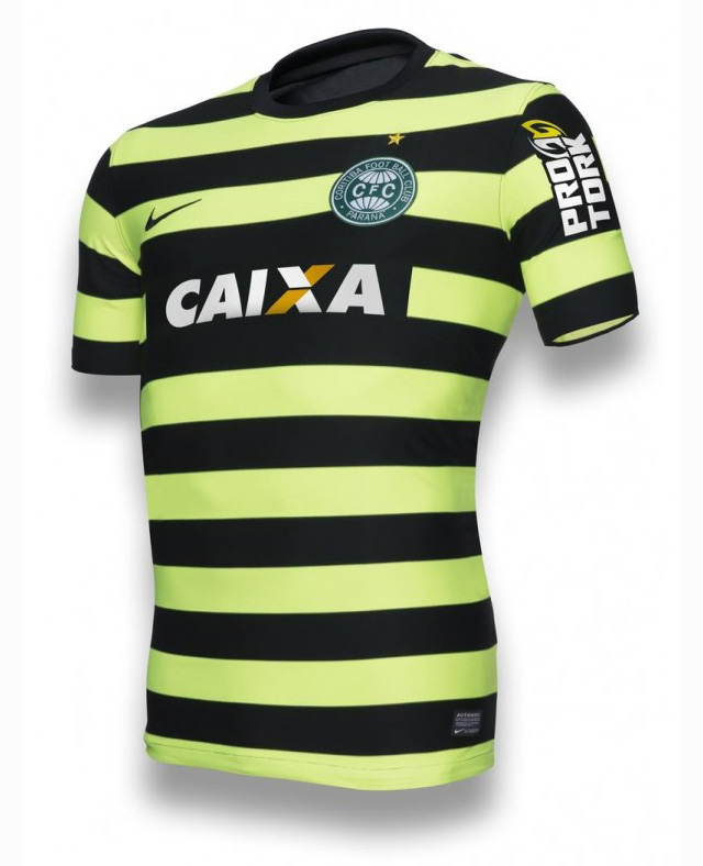 Terceira camisa do Coritiba 2013-2014