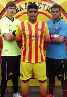 Camisas do Jabaquara 2013-2014