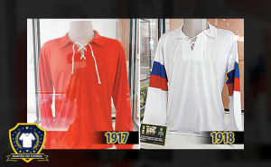 Camisas curiosas da Seleção Brasileira