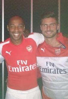 Camisa do Arsenal 2014-2015 Puma