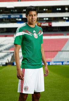 Camisa do México 2014-2015 Copa do Mundo