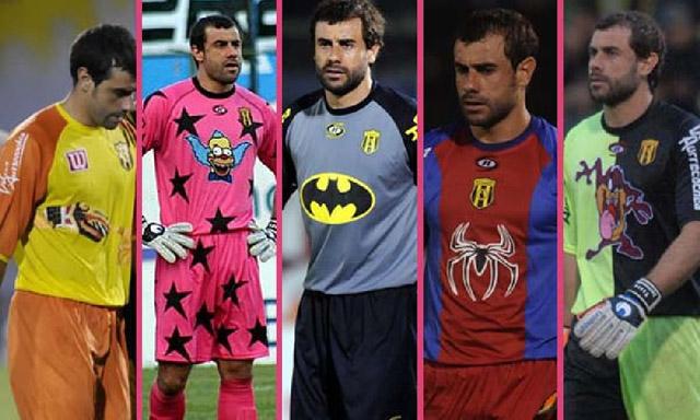 Camisas de Pablo Aurrecochea