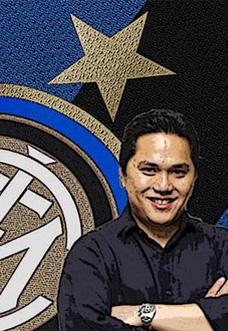 Magnata indonésio Erick Thohir compra a Inter de Milão capa