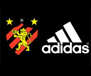 Sport Recife assina com Adidas por 4 anos capa