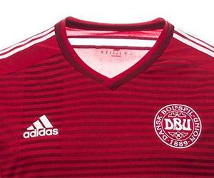 Camisa da Dinamarca 2014-2015 capa