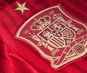 Camisa da Espanha 2014-2015 Copa do Mundo capa