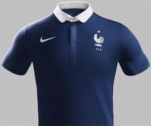 Camisa da França 2014-2015 Copa do Mundo