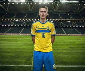 Camisa da Suécia 2014-2015 Copa do Mundo capa