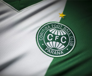 Camisa reserva do Coritiba 2013-2014 Capa