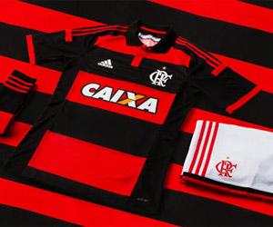 Camisas do Flamengo 2014-2015 Adidas capa