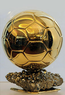 Candidatos à Bola de Ouro 2013 FIFA - France Football