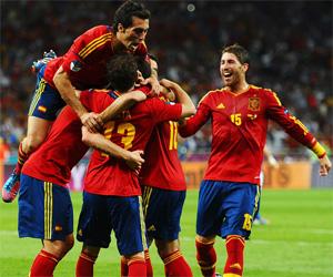 história da camisa da Espanha capa