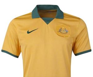 Camisas da Austrália 2014-2015 Copa do Mundo Capa