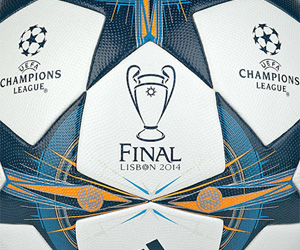 Bola oficial da final da Champions League 2014-2015 Capa
