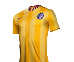 Camisa amarela do Bahia 2014 Nike capa