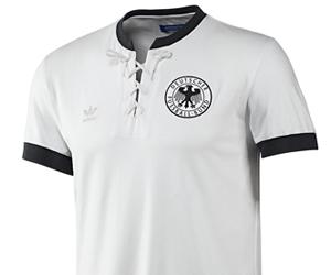 Camisa retrô da Alemanha 1954 Adidas capa