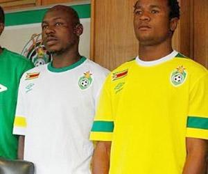Camisas do Zimbabwe 2014 Umbro capa