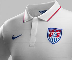 Camisas dos Estados Unidos 2014-2015 Copa do Mundo capa
