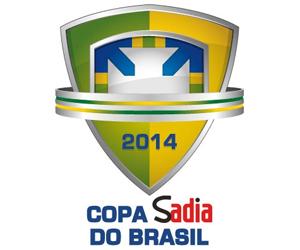 Copa Sadia do Brasil 2014 capa