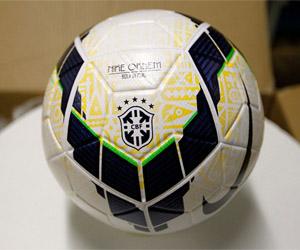 Bola do Campeonato Brasileiro e da Copa do Brasil 2014 capa