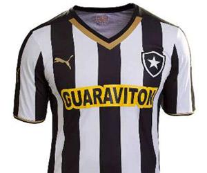 Camisas do Botafogo 2014 Puma capa peq