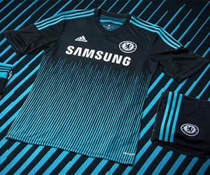 Terceira camisa do Chelsea 2014-2015 Adidas capa