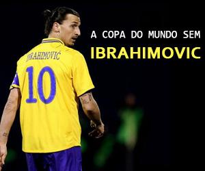 A Copa do Mundo sem Ibrahimovic capa
