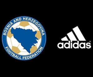 Bósnia Herzegovina vestirá Adidas na Copa do Mundo 2014 capa