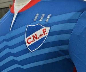 Camisa reserva do Nacional do Uruguai 2014 Umbro capa