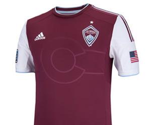 Camisas do Colorado Rapids 2014 Adidas capa