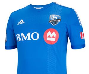 Camisas do Montreal Impact 2014 Adidas capa