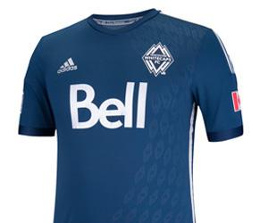 Camisas do Vancouver 2014 Adidas capa