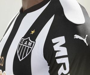 Camisas titular do Atlético Mineiro 2014 Puma capa
