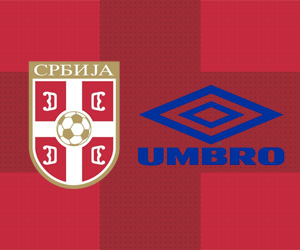 Sérvia assina com a Umbro capa