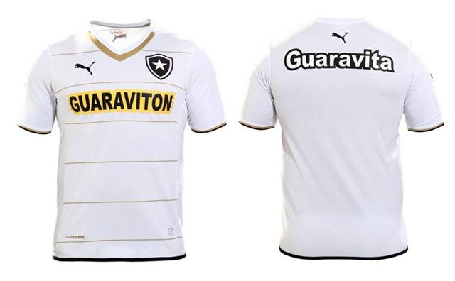 Terceira camisa do Botafogo 2014 Puma