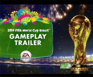 Trailer do jogo Copa do Mundo FIFA 2014 EA Sports capa