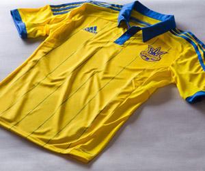 Camisa da Ucrânia 2014 Adidas capa