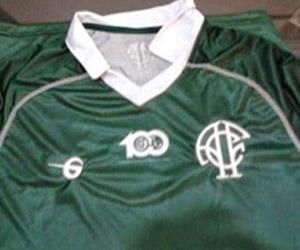 Camisa do centenário do América-PE 2014 capa