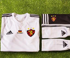 Sport e Adidas lançam camisas em homenagem à seleções da Copa capa