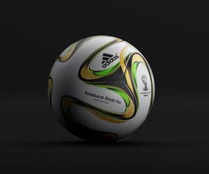 Brazuca final Rio - Bola da decisão da Copa do Mundo 2014 capa