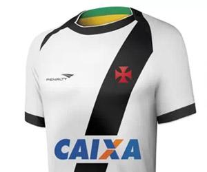 Camisa reversível do Vasco para a Copa do Mundo 2014 Penalty capa