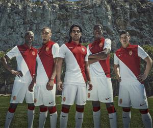 Camisas do Monaco 2014-2015 Nike capa